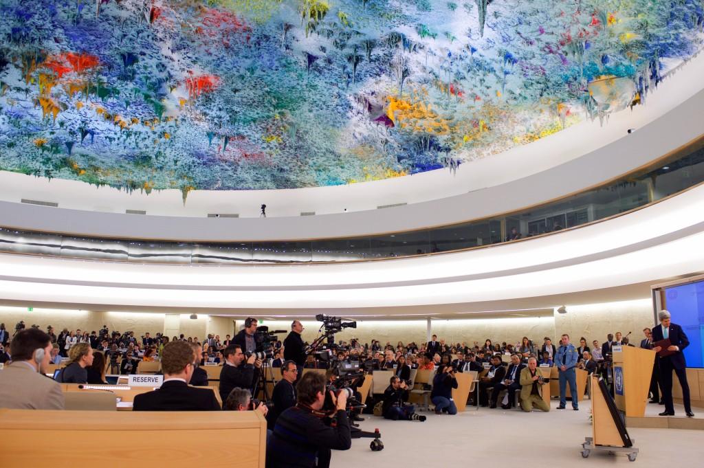 Conseil des droits de l'Homme, Genève
